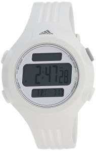 [アディダス]adidas White Digital Watch With White Polyurethane Band ADP6087 ADP6087