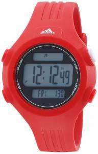 [アディダス]adidas  Red Digital Watch with Polyurethane Band ADP6088 ユニセックス