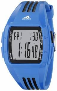 [アディダス]adidas  Digital Blue Watch with Polyurethane Band ADP6096 ユニセックス