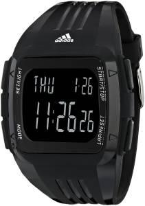 [アディダス]adidas Digital Black Striped Watch with Polyurethane Band ADP6090 ADP6090