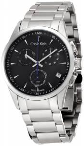 [カルバン クライン]Calvin Klein 腕時計 BOLD Chronograph Watch K5A27141 メンズ