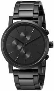 [ダナキャラン]DKNY 腕時計 SOHO Black Watch NY2163 レディース [並行輸入品]