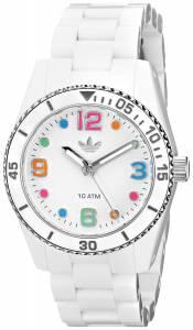 [アディダス]adidas  Brisbane White Watch with Silicone Strap ADH2941 ユニセックス