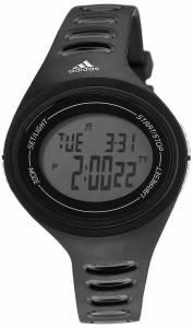 [アディダス]adidas AdiZero Digital Black Watch with Polyurethane Band ADP6109 ADP6109