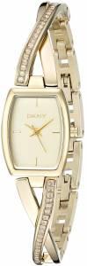 [ダナキャラン]DKNY 腕時計 CROSSWALK Gold Watch NY2237 レディース [並行輸入品]