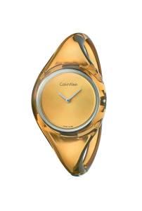 [カルバン クライン]Calvin Klein 腕時計 Pure Translucent Bangle Watch K4W2MXF6