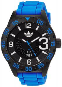 [アディダス]adidas Newburgh Analog Display Analog Quartz Blue Watch ADH2966 ADH2966