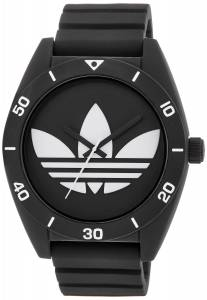[アディダス]adidas 腕時計 Santiago Watch with Textured Silicone Band ADH2967