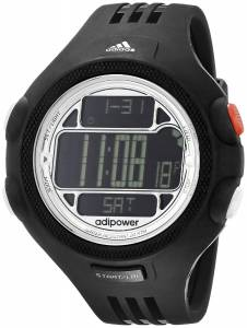 [アディダス]adidas  Black Digital Watch with Polyurethane Band ADP3130 ユニセックス