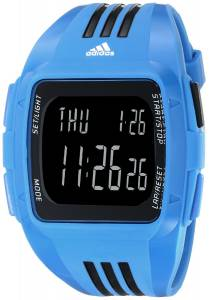 [アディダス]adidas  Digital Blue Watch with Polyurethan Band ADP6092 ユニセックス