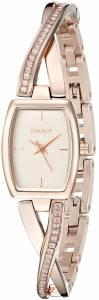 [ダナキャラン]DKNY 腕時計 CROSSWALK Rose Gold Watch NY2238 レディース