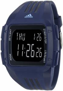 [アディダス]adidas 腕時計 Blue Digital Watch with Polyurethane Band ADP6116