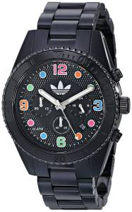 [アディダス]adidas Brisbane Black and Multicolor Watch With Black Bracelet ADH2946 ADH2946