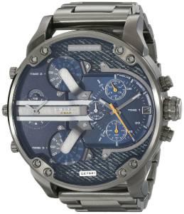 [ディーゼル]Diesel  Mr Daddy 2.0 Analog Display Analog Quartz Grey Watch DZ7331 メンズ