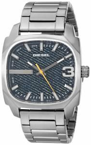 [ディーゼル]Diesel 腕時計 Shifter Grey Stainless Steel Watch DZ1693 メンズ