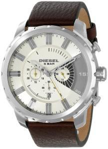 [ディーゼル]Diesel  Stronghold Analog Display Analog Quartz Brown Watch DZ4346 メンズ