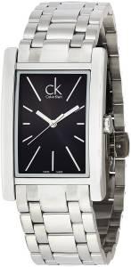 [カルバン クライン]Calvin Klein 腕時計 Refine Stainless Steel Watch K4P21141 メンズ