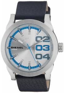 [ディーゼル]Diesel 腕時計 Double Down Stainless Steel Watch DZ1676 メンズ