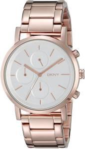 [ダナキャラン]DKNY 腕時計 SOHO Rose Gold Watch NY2275 レディース [並行輸入品]