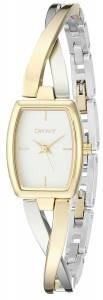 [ダナキャラン]DKNY 腕時計 CROSSWALK Gold Watch NY2235 レディース [並行輸入品]