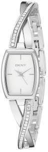 [ダナキャラン]DKNY 腕時計 CROSSWALK Silver Watch NY2252 レディース [並行輸入品]