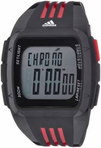 [アディダス]adidas 腕時計 Digital Black Watch with Red Accents ADP6097 ユニセックス