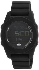 [アディダス]adidas  Calgary Digital Display Analog Quartz Black Watch ADH2985 レディース