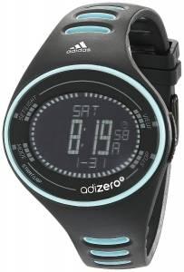 [アディダス]adidas 腕時計 Black and Light Blue Digital Watch ADP3518 ユニセックス