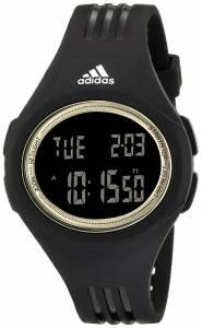 [アディダス]adidas Stainless Steel Watch With Black Polyurethane Band ADP3158 ADP3158