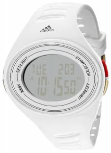 [アディダス]adidas 腕時計 Oval Watch With White Polyurethane Band ADP3166 メンズ
