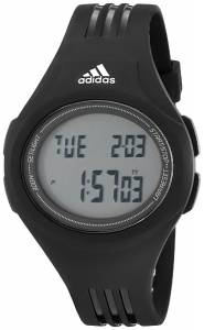 [アディダス]adidas Stainless Steel Watch With Black Polyurethane Band ADP3159 ADP3159