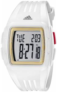 [アディダス]adidas White Stainless Steel Watch with Polyurethane Band ADP3157 ADP3157