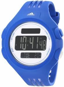 [アディダス]adidas 腕時計 Stainless Steel Watch With Blue Silicone Band ADP3136 メンズ