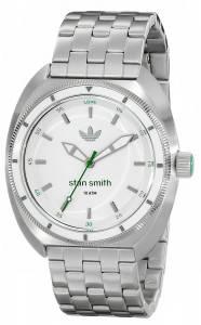 [アディダス]adidas  Stan Smith Stainless Steel Watch with Link Bracelet ADH3007 メンズ