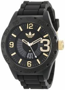 [アディダス]adidas  Newburgh Analog Display Analog Quartz Black Watch ADH3011 メンズ