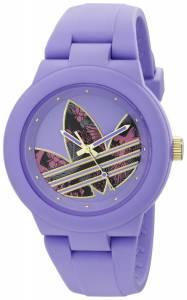 [アディダス]adidas  Aberdeen Purple Stainless Steel Watch with Polyurethane Band ADH3016