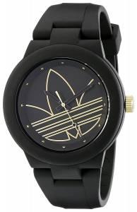 [アディダス]adidas  Aberdeen Analog Display Analog Quartz Black Watch ADH3013 レディース
