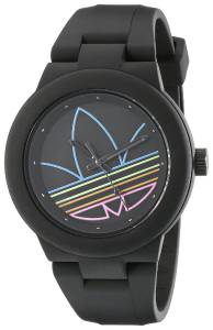 [アディダス]adidas  Aberdeen Analog Display Analog Quartz Black Watch ADH3014 レディース