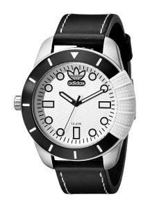 [アディダス]adidas  ADH1969 Analog Display Analog Quartz Black Watch ADH3037 メンズ