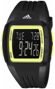 [アディダス]adidas Duramo Digital Display Analog Quartz Black Watch ADP3171 ADP3171