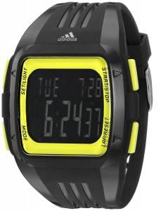 [アディダス]adidas  Duramo Digital Display Analog Quartz Black Watch ADP3168 メンズ