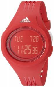 [アディダス]adidas 腕時計 Uraha Digital Display Analog Quartz Red Watch ADP3175 メンズ