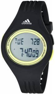 [アディダス]adidas 腕時計 Uraha Digital Display Analog Quartz Black Watch ADP3177 メンズ