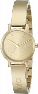 [ダナキャラン]DKNY 腕時計 SOHO Gold Watch NY2307 レディース [並行輸入品]