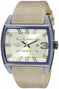 [ディーゼル]Diesel 腕時計 Analog Display Analog Quartz Brown Watch DZ1703 メンズ