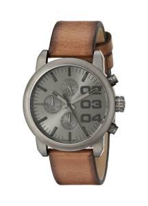 [ディーゼル]Diesel 腕時計 Analog Display Analog Quartz Brown Watch DZ5465 レディース