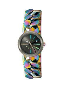 [ディーゼル]Diesel 腕時計 Analog Display Analog Quartz Grey Watch DZ5468 レディース