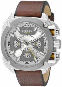 [ディーゼル]Diesel 腕時計 Analog Display Analog Quartz Brown Watch DZ7343 メンズ