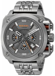 [ディーゼル]Diesel 腕時計 Analog Display Analog Quartz Grey Watch DZ7344 メンズ