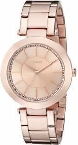 [ダナキャラン]DKNY 腕時計 STANHOPE Rose Gold Watch NY2287 レディース [並行輸入品]